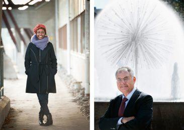 Stockholms universitet: Studentporträtt, Utbildningskatalog samt Ziya Önis turkisk professor i internationella relationer