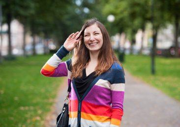 Stockholms universitet:  Jessica Gustavsson forskare media o kommunikationsvetenskap