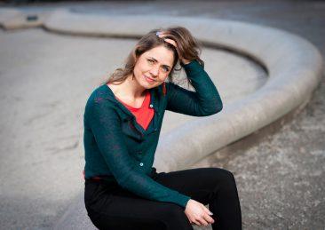 Stockholms universitet: Rebecca Forsberg regissör och konstnärlig ledare