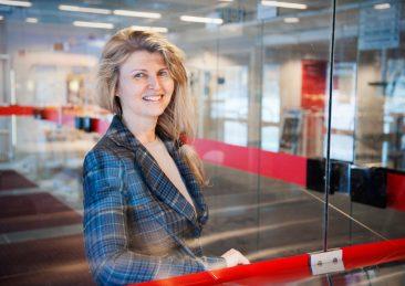 Stockholms universitet: Livia Oláh, professor demografi